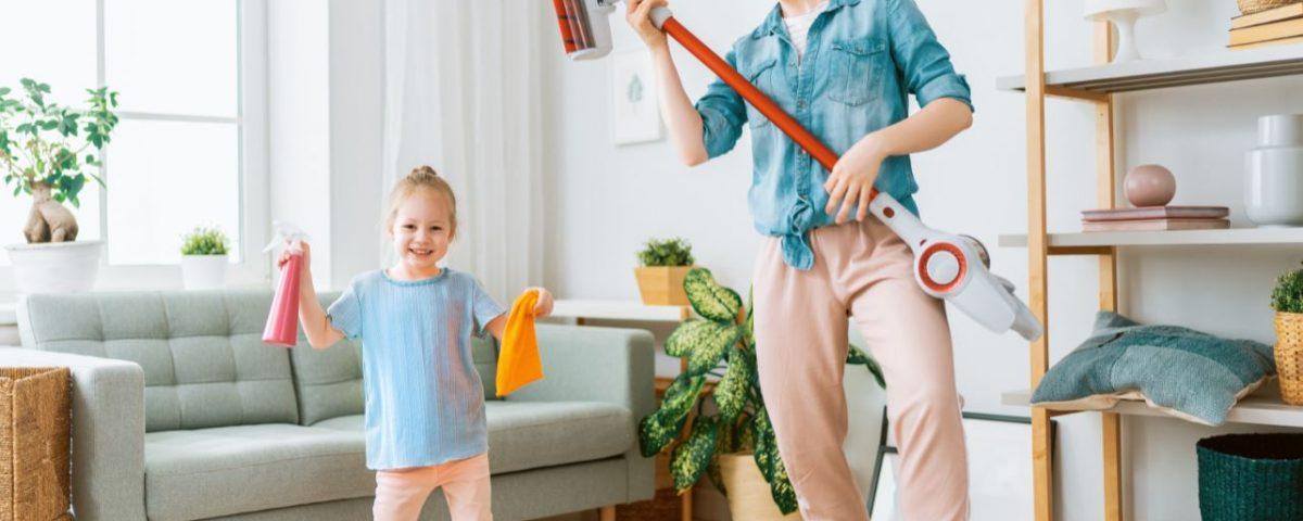 10 consejos para limpiar una casa rápidamente
