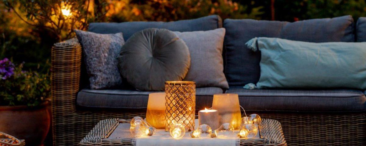 Utilizar luces calidas o frias dependiendo de la estancia