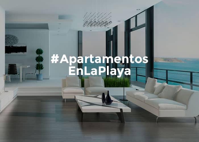 comprar o alquilar apartamentos en la playa